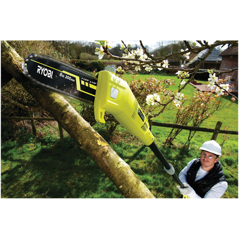 Ryobi RPP750S 750W Electric Pole Pruner - Machine Mart - Machine Mart