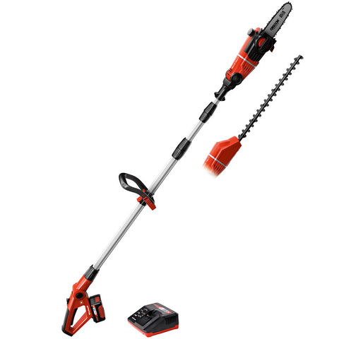Image of Einhell Power X-Change Einhell Power X-Change GE-HC 18Li T Cordless Pruner/Trimmer with 3.0Ah Battery