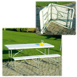Clarke HDT1830 - 6ft Folding Table