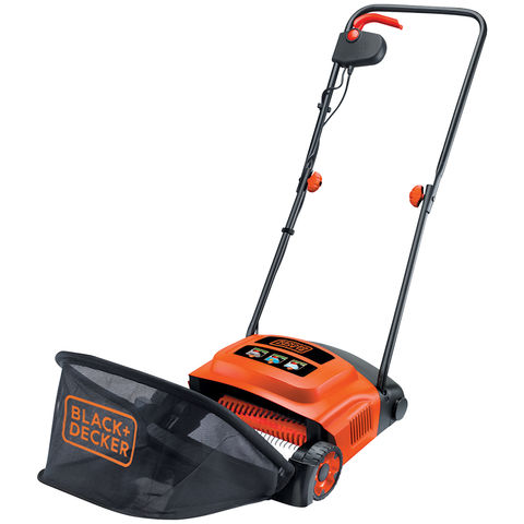 Image of Black & Decker Black & Decker GD300 Lawnraker & Moss Remover