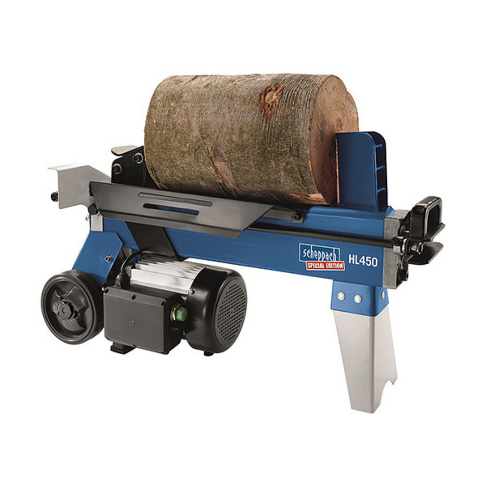 scheppach log splitters - machine mart