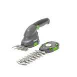 Handy Cordless Shrub Shear and Grass Blades (3.6V)