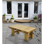 Forest 1.2m Low Sleeper Table