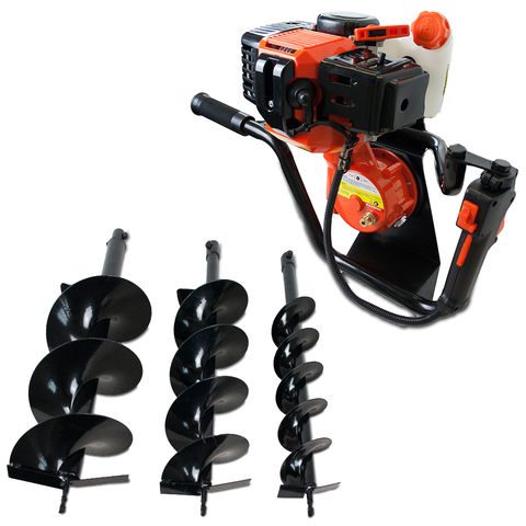 Image of Machine Mart Xtra Sherpa STGD520 52cc Earth Auger