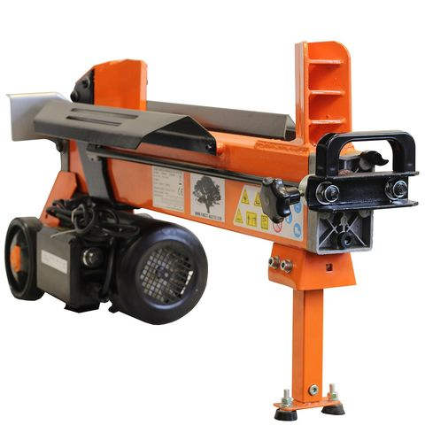 Image of Forest Master Forest Master FM10D 5 Tonne Electric Log Splitter with Duocut Blades (230V)