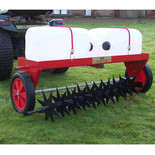 "SCH Supplies 36"" Heavy Duty Slitter Attachment"