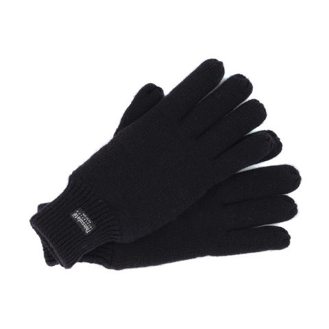 Image of Dickies Dickies GL55030 Black Knitted Thermal Glove