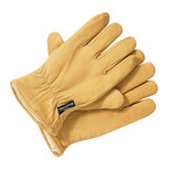 Dickies GL0200 Lined Leather Gloves (L)