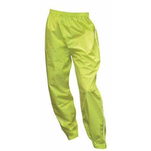 Machine Mart Xtra Oxford Rain Seal Fluorescent All Weather Over Trousers 3xl