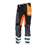 Oregon Brushcutter Protective Trousers (M)