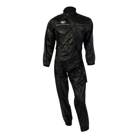Machine Mart Xtra Oxford Rain Seal Black All Weather Over Suit S