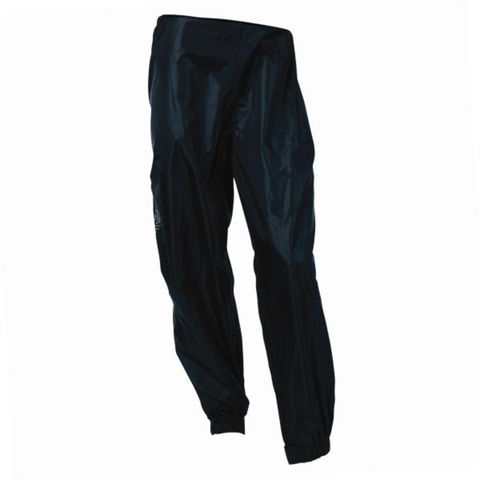 Machine Mart Xtra Oxford Rain Seal Black All Weather Over Trousers 2xl
