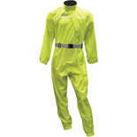 Oxford Rain Seal Fluorescent All Weather Over Suit (L)