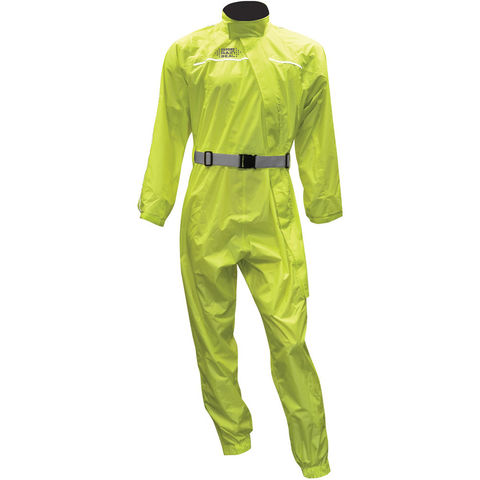 Machine Mart Xtra Oxford Rain Seal Fluorescent All Weather Over Suit 3xl