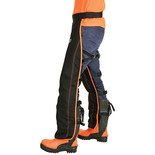 Oregon 575780 Universal Chainsaw Protective Type A Leggings