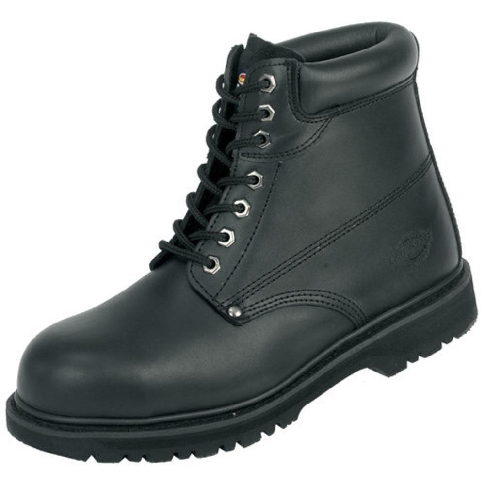 c8cf1b37720 Dickies Cleveland Super Safety Boot - Black, Size 7 - Machine Mart ...