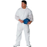 Rodo FFJECL Disposable Coverall Large