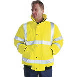 Dickies High Visibility Bomber Jacket XXL