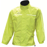 Oxford Rain Seal Fluorescent All Weather Over Jacket (L)