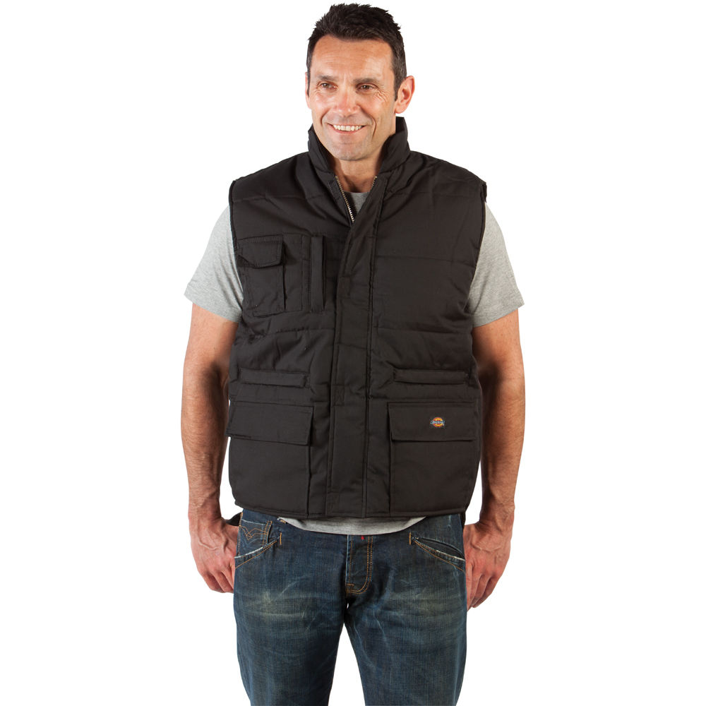 Dickies Everyday Body Warmer Various Colours BW247