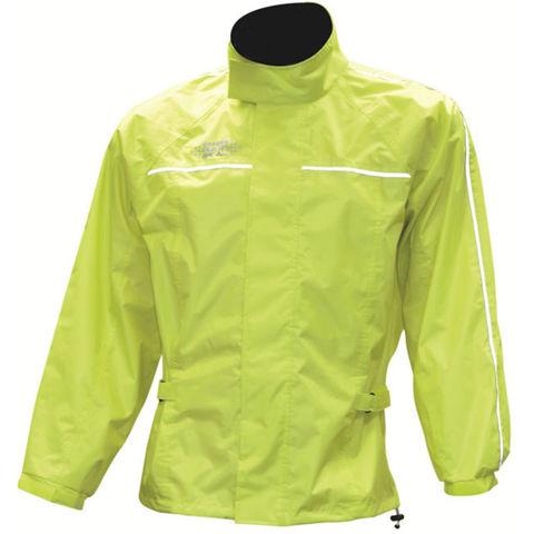 Machine Mart Xtra Oxford Rain Seal Fluorescent All Weather Over Jacket Xxl