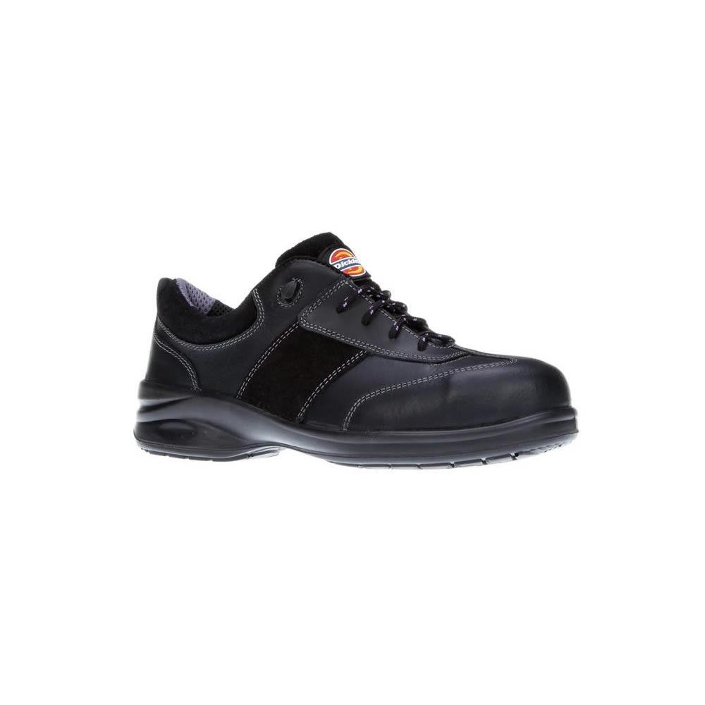 Dickies Velma Ladies Safety Shoes Black