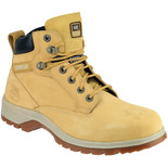Cat® Kitson Ladies Safety Boot In Honey (Size 3)
