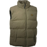 Cat® - Olive Quilted Insulated Vest (XXL)