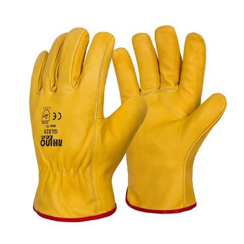 Machine Mart Rhinotec Drivers Fleece Lined Gloves