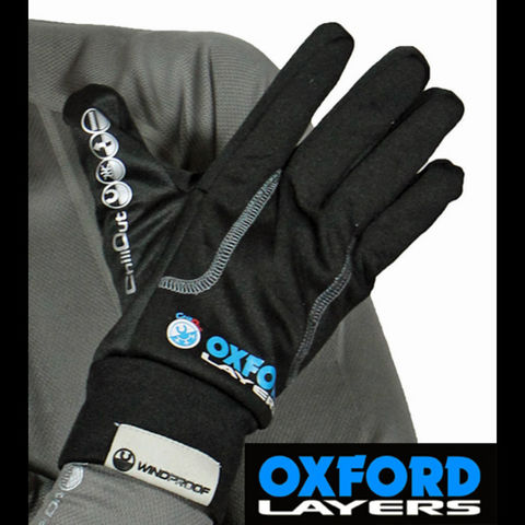 Machine Mart Xtra Oxford Chillout Windproof Gloves Small