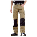 "Dickies GDT290 Duo Tone Trousers 36"" Reg"