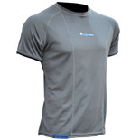 Oxford Cool Dry Mens Short Sleeve Under Layer Top (XL)