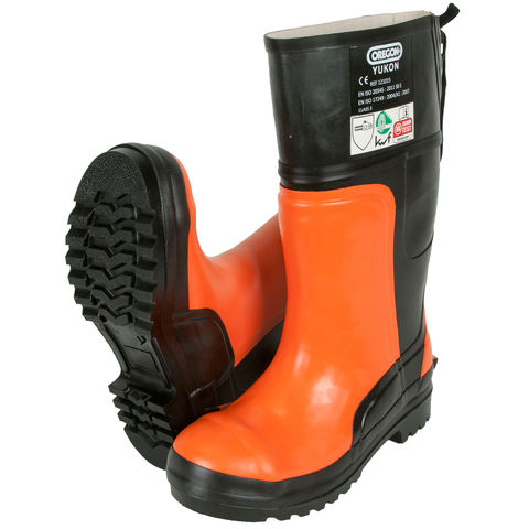 Image of Oregon Oregon Yukon Chainsaw Rubber Boots – Size 13 (48)