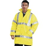 Dickies Motorway Safety Jacket (Medium)