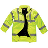 Dickies Motorway Safety Jacket - XL