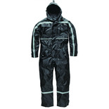 Dickies Dartmouth Waterproof Coverall In Black (3XL)
