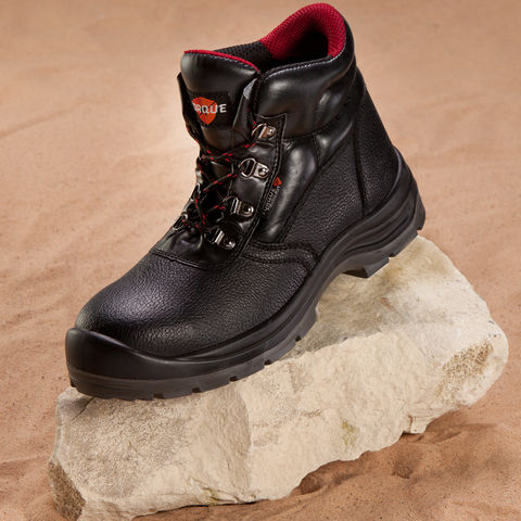 Image of Torque Torque Alley Chukka Safety Boot Size 8