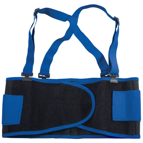 Image of Draper Draper EBS/2L Large Back Support and Braces