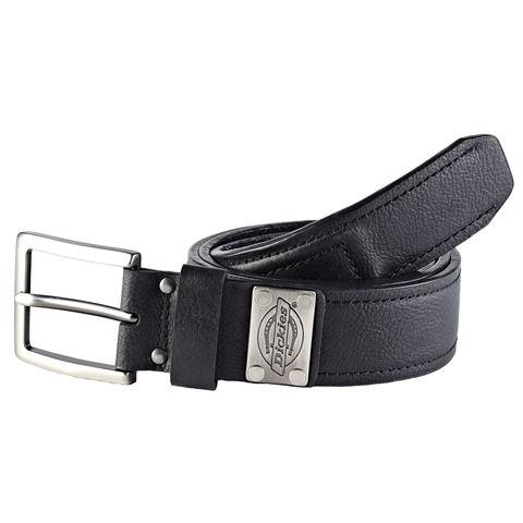 Image of Dickies Dickies BE101 Rockland Leather Belt Medium