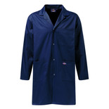 Dickies Redhawk Warehouse Coat Navy Blue - Large