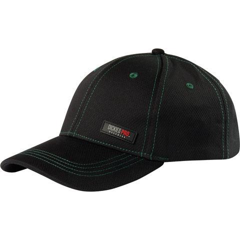 Image of Dickies Dickies DP1003 Pro Cap - Black/Green