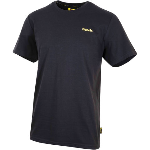 Bench Bench Crew Neck Embroidered T Shirt Various Sizes
