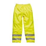 Dickies 'Highway' High Visibility Safety Trousers - XL