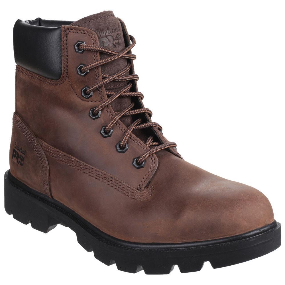 f8416eb34b5 Timberland PRO® Sawhorse Lace up Safety Boot Brown Size 8 ...