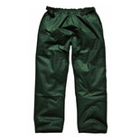Dickies Wax Trousers Bottle Green L