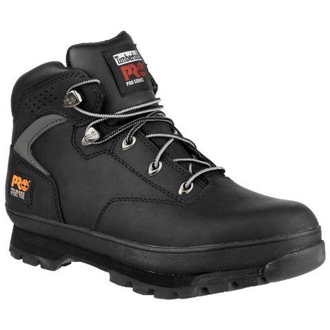Image of Timberland Pro® Timberland PRO® Euro Hiker Lace up Safety Boot Black Size 10
