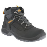 "DeWalt Laser 6"" Safety Hiker Black Size 9"