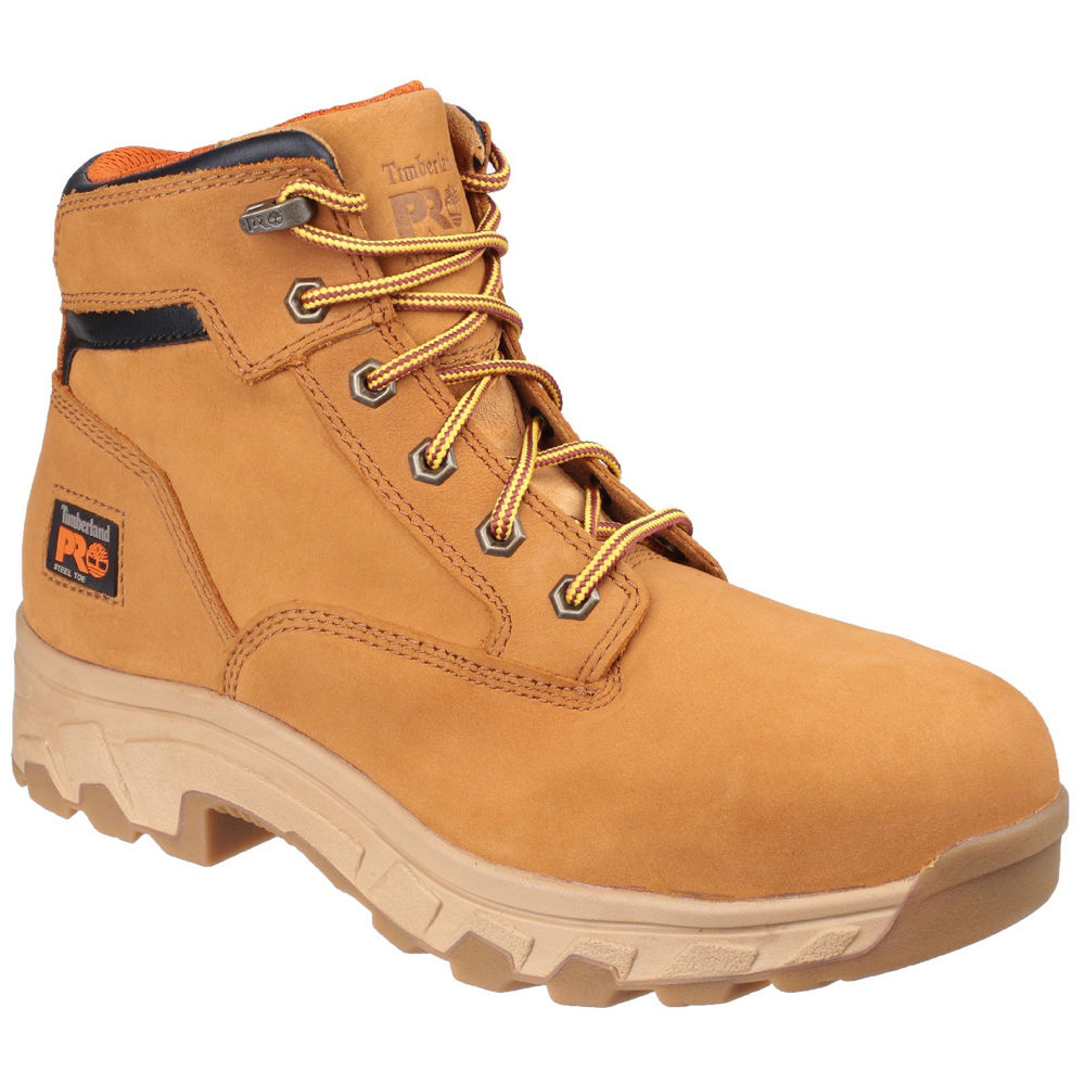 4253990564e Timberland PRO® Workstead Wheat Water Resistant Lace up Safety ...