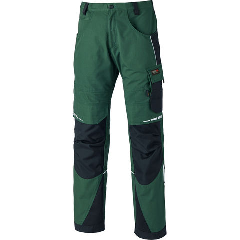 Image of Dickies Dickies DP1000 Pro Trousers Green/Black