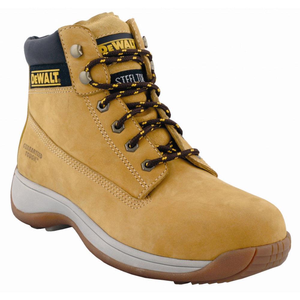 0244b898250 DeWalt Apprentice Safety Boots Tan - Machine Mart - Machine Mart